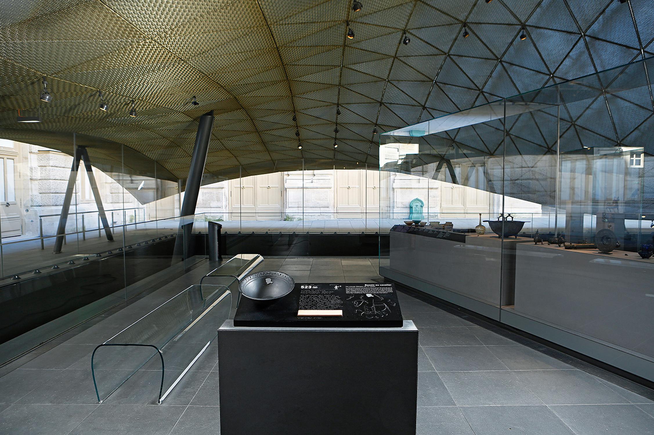 Louvre département des Arts de l'Islam