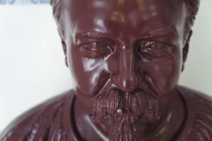 Buste tactile de Maurice Denis