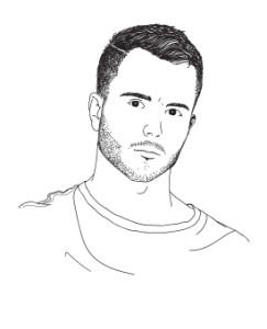 Julien Garnier, Designer Graphique