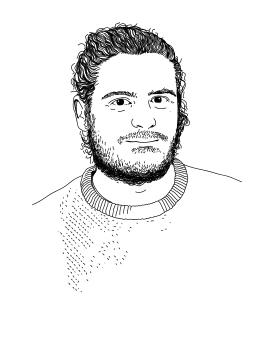 Riccardo Leone, Chef de projet Italie, France.